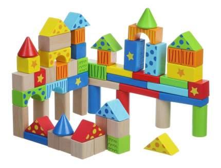 Строительные кубики Bondibon ВВ1504