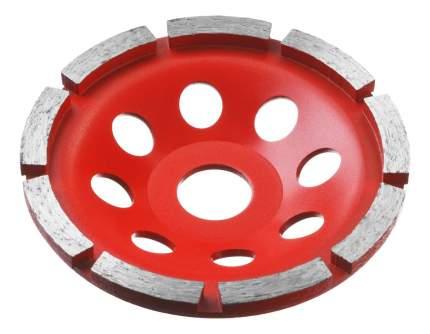 Чашка алмазная шлифовальная по бетону Зубр 33377-115