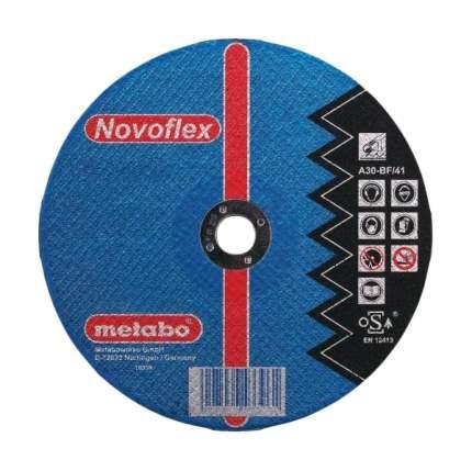 Отрезной диск по металлу для угловых шлифмашин metabo 617131000