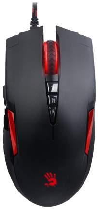 Игровая мышь A4Tech Bloody V2M Red/Black