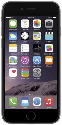 Смартфон Apple iPhone 6 Plus 16Gb Space Gray (FGA82RU/A) восстановленный