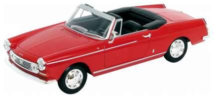 Коллекционная модель Welly Peugeot 404 43604 1:34