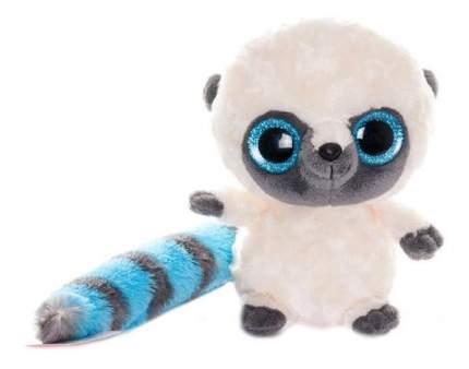 Мягкая игрушка Aurora Юху и его друзья 67-201 Юху Голубой, 20 см блестящие глазки