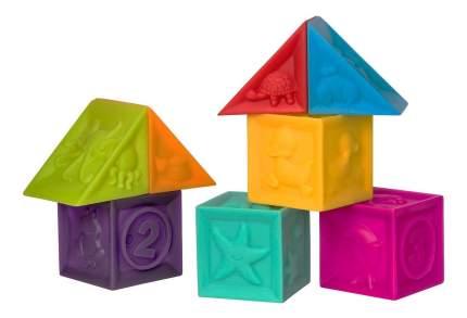 """Набор игрушек для ванны """"кубики"""""""