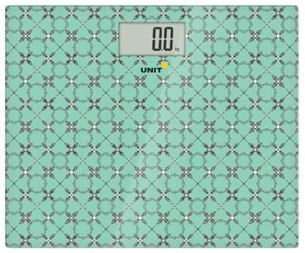 Весы напольные Unit UBS-2080 Зеленый