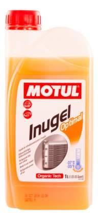 Антифриз MOTUL Inugel Optimal G13 красный готовый антифриз 1л 102923