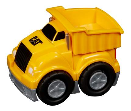 Машинка пластиковая Mega Bloks Catepillar CYR12 DCJ82