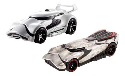 Машинки Hot Wheels персонажей вселенной Звездные войны CGX02 CLK35