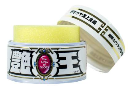Полироль для кузова усиление блеска Soft99 The King of Gloss 00171 0,3 л для светлых