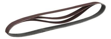 Шлифовальная лента для ленточной шлифмашины и напильника Зубр 35547-120