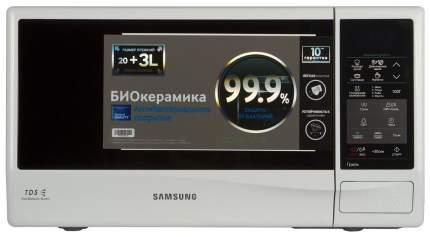 Микроволновая печь с грилем Samsung GE83KRW-2/BW white