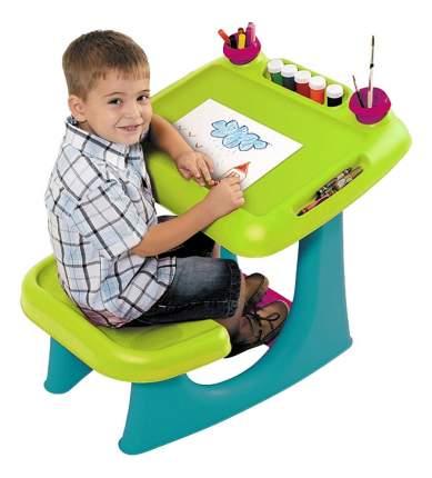 Столик-парта Keter Sit&Draw для рисования и игр