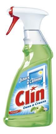 Чистящее средство для стекол и зеркал Clin яблоко 500 мл