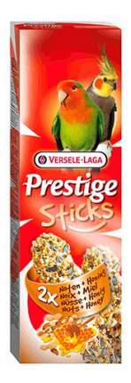 Лакомства для средних попугаев VERSELE-LAGA Prestige с орехами и медом, 140гр