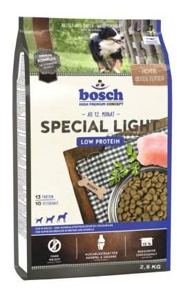 Сухой корм для собак Bosch Special Light, с пониженным содержанием белка, 2,5кг