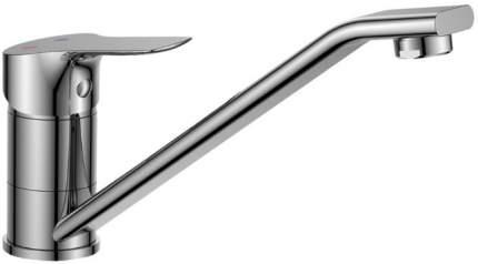 Смеситель для кухонной мойки Rossinka Silvermix RS29-21 хром