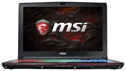 Ноутбук игровой MSI GT72 6QD-845XRU 9S7-178211-845