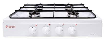Настольная газовая плитка GEFEST 900 White