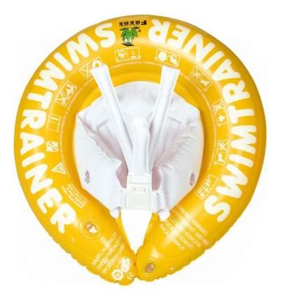 """Круг надувной Swimtrainer """"Classic"""", от 4 до 8 лет, цвет: желтый"""