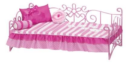 Кровать металлическая для кукол Our Generation