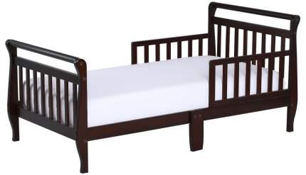 Кровать Dream On Me Classic Sleigh Toddler Bed Espresso
