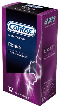 Презервативы Contex Classic 12 шт.