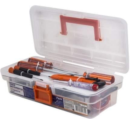 Набор инструментов PARK NABIN51 в прозрачном ящике (356351)