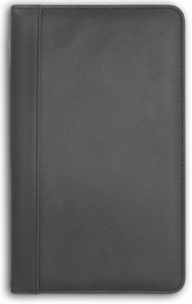 Визитница INDEX на 120 визиток, черная (ICC120/9/BK)