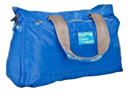 Дорожная сумка Polar П1288-17 синяя 45 x 17 x 29
