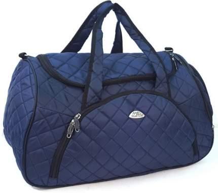 Дорожная сумка Polar Модерн синяя 54 x 30 x 35