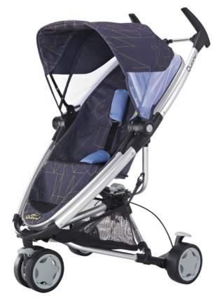 Прогулочная коляска Quinny ZAPP XTRA цвет GRAPHIC PURPLE