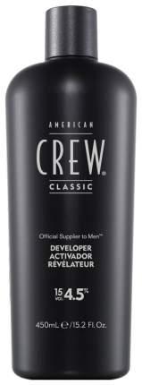 Активатор American Crew Precision Blend Developer 4,5 % 450 мл
