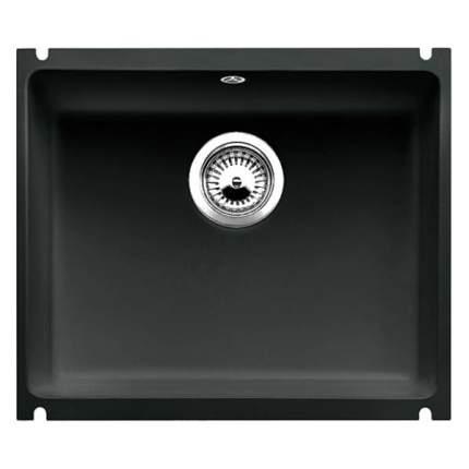 Мойка для кухни керамическая Blanco SUBLINE 500-U 514515 черная