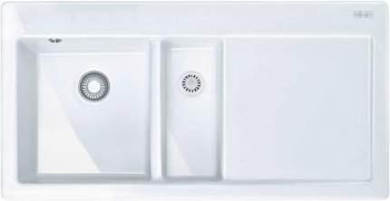 Мойка для кухни керамическая Franke MTK 651-100 1240335710 белый