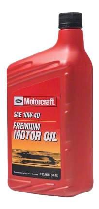 Моторное масло Ford Motorcraft Premium 10W-40 0.946л