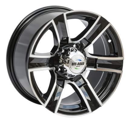 Колесные диски OFF-ROAD Wheels R16 8J PCD5x139.7 ET15 D110 (A1680-53910PHBL+15)