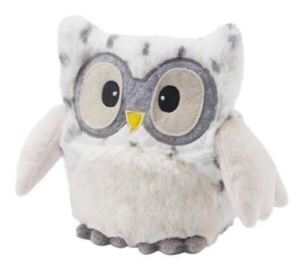 Мягкая игрушка-грелка Warmies Совенок снежный