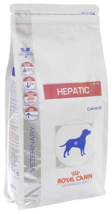 Сухой корм для собак ROYAL CANIN Hepatic Adult, птица, 12кг