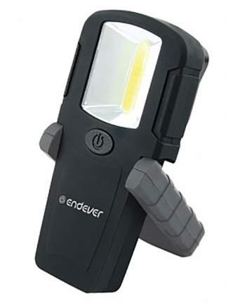 Туристический фонарь Endever eLight F-202 черный, 1 режим