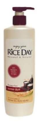 Шампунь CJ Lion Rice Day для поврежденных волос, увлажняющий, 550 мл