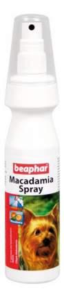 Спрей для собак Beaphar Macadamia Spray придание блеска шерсти, 150 мл