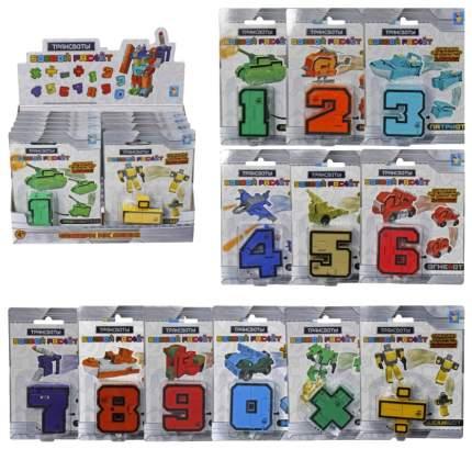 Игрушка 1TOY Solmar Pte Ltd Трансботы: Боевой расчет в ассортименте
