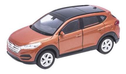 Коллекционная модель Welly Hyundai Tucson 1:34