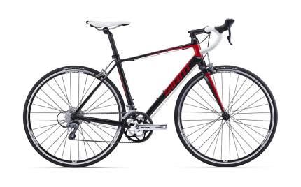 """Велосипед Giant Defy 5 2016 18"""" черный"""