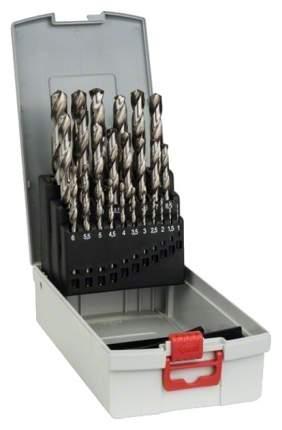 Сверло спиральное Bosch HSS-G 2608587017