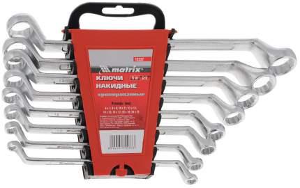 Набор накидных ключей MATRIX 15332