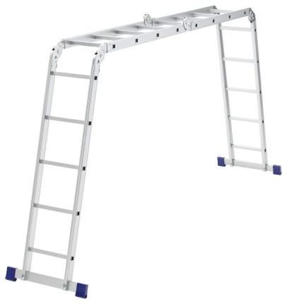 Лестница СИБРТЕХ 2х4+2х5 97884