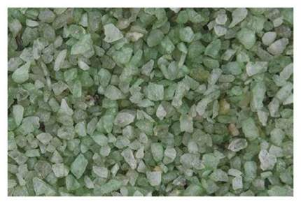 Грунт для аквариума ВАКА Кварц светло-зеленый природный 1кг 15890