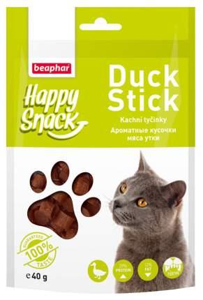Лакомство для кошек Happy Snack, утка, 1шт, 40г