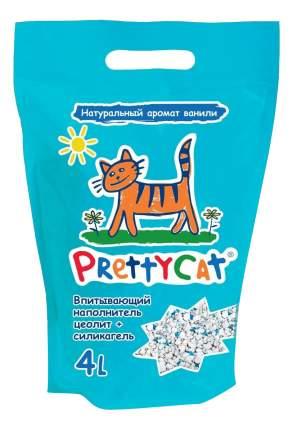 Впитывающий наполнитель для кошек PrettyCat Aroma Fruit глиняный, 2 кг, 4 л